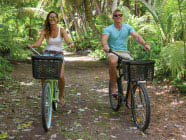 Cycle around the island