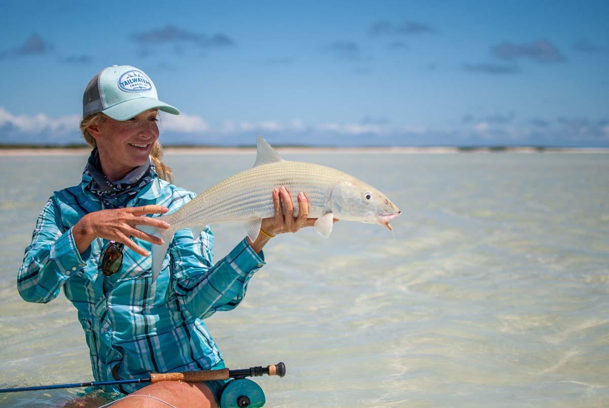 Fly fishing island experience alphonse island seychelles for Island fish company