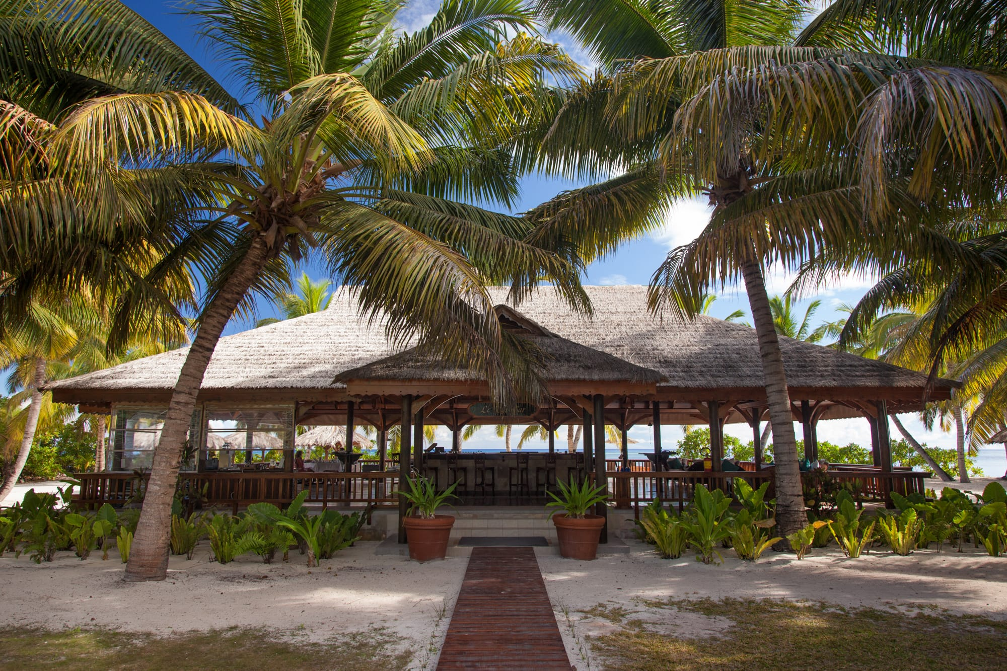 The Island; Accommodation; Experiences; Journeys