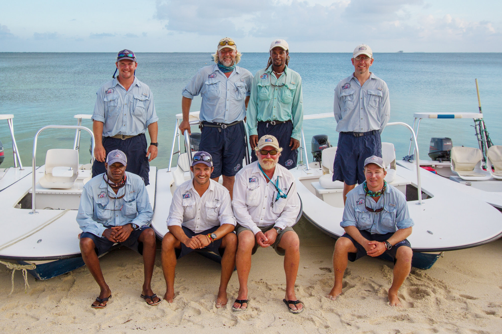 Fly Fishing - Alphonse Island - The Seychelles