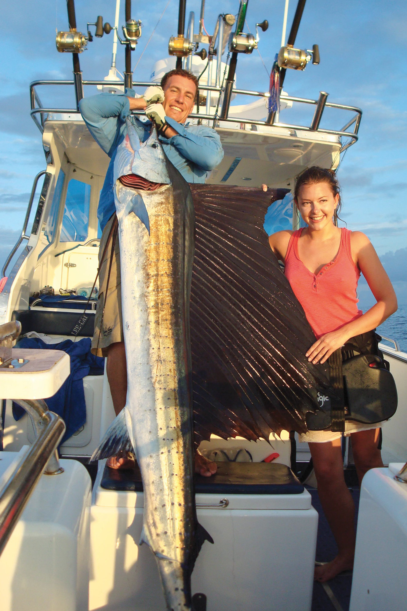 Discover the things to do in the seychelles alphonse for Tuna fishing games