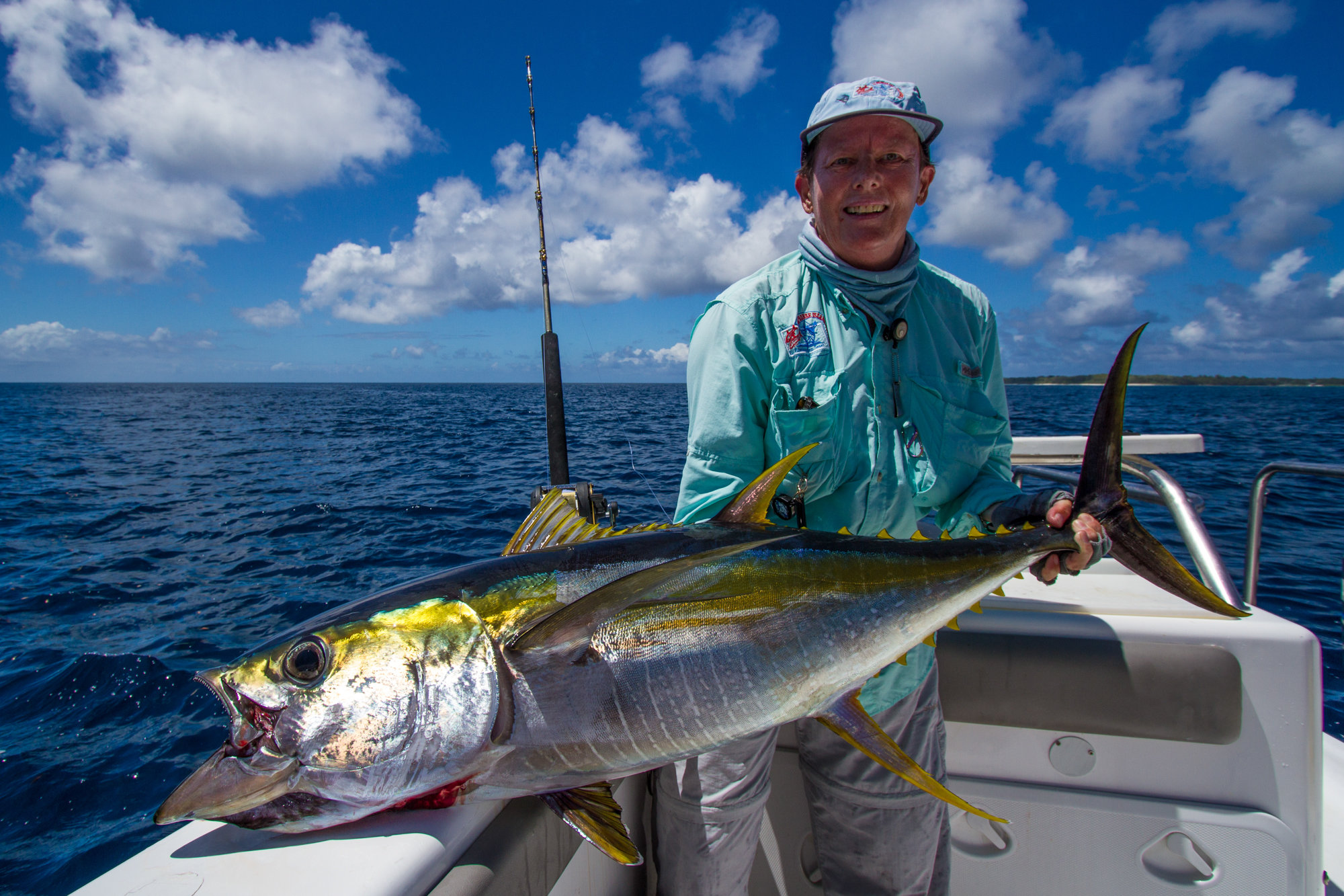 Big game fishing holiday in seychelles with experts for Game and fish